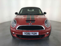 2011 MINI COOPER SD DIESEL COUPE SERVICE HISTORY FINANCE PX WELCOME