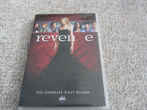 Season 1 of Revenge on DVD