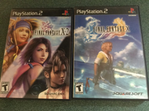 PS2 games $3 each or 2 for $5.00