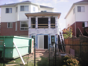 Fully Experienced Framer/Contractor for all types of Projects Cambridge Kitchener Area image 3