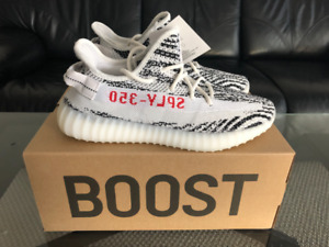 ADIDAS YEEZY - SIZE 9 - DEADSTOCK - WITH RECEIPT