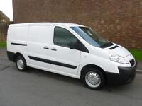 2013 Peugeot EXPERT HDI 1200 L2H1 LWB Van Manual Medium Van