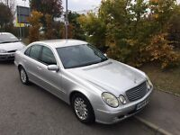 Mercedes E270 CDI diesel automatic 1 owner