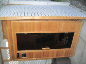 Far North Sauna For Sale