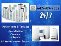 Certified Water Heater Maintenance, Call: 647-464-1148
