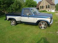 FORD F 150 1981 STEP SIDE