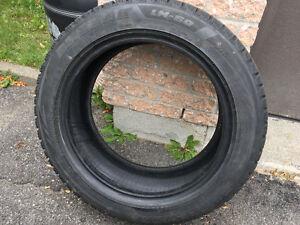 Pneus Bridgestone Blizzak LM60 run flat