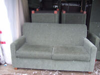 Sofa bed's and matching chair's in good condition and more