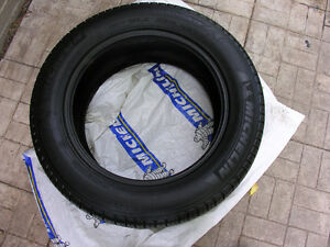 4X255/55r18  Michelin Latitude run flat all season tires