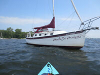 voilier seaward24