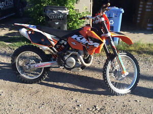 KTM 450 EXC-racing Very good condition