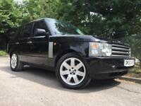 Land Rover Range Rover 4.4 V8 Autobiography PETROL MANUAL 2003/53
