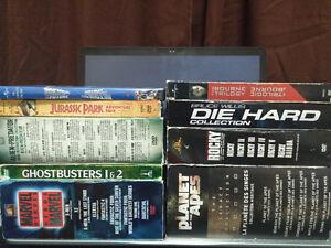LOT OF 47 DVDS - $260 OBO