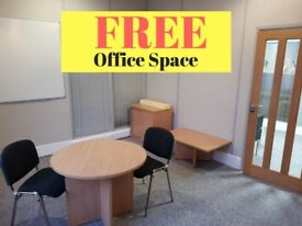Free Office Space, Sauchiehall Street, Glasgow City Centre, Do You Qualify?