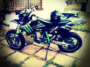 DR-Z 400  (Street Legal) Trade 4 DirtBike + Cash
