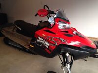 2008 Polaris Dragon 700