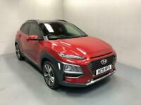 2019 Hyundai Kona 1.0T GDi Blue Drive Premium SE 5dr HATCHBACK Petrol Manual