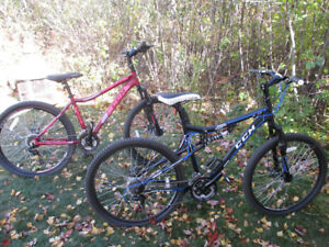 Two CCM Bike for the price of one