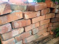 Reclaimed Belfast Red Bricks. Delivery possible