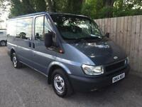 2004 54 Ford Tourneo 2.0 turbo diesel 9 seater May p/x