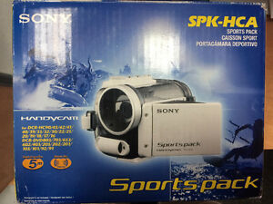 Sony SPK-HCA Handycam Sports Pack
