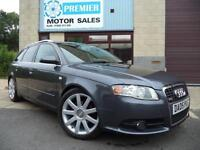 2005 AUDI A4 AVANT 2.0TDI S LINE, FULL LEATHER SEATS, CRUISE, SUPERB CONDITION!
