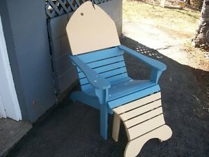 FISH ADIRONDACK CHAIR
