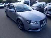 Audi A3 2.0TDI ( 170ps ) 2011MY Black Edition, 3 Door