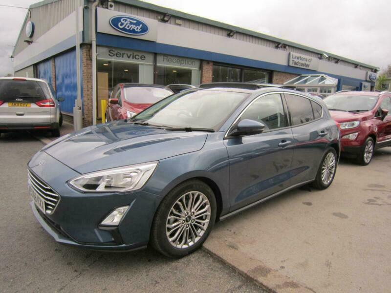 2018 Ford Focus 1 5 TDCI TITANIUM X DIESEL AUTOMATIC MEGA SPEC Hatchback  Diesel | in Tadcaster, North Yorkshire | Gumtree