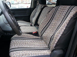 SEAT COVERS 2012 Dodge RAM 1500
