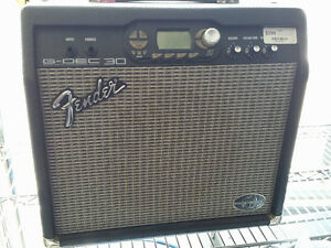 Fender G-DEC30 Guitar Amp