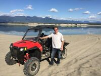 Polaris RZR RENTALS as low as $165 a day!