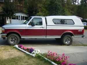 1996 Ford F-150 XL Pickup Truck,two owners