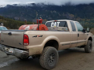 Ford F-250 1999 7.3 powerstoke