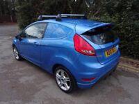 Ford Fiesta sport TDCI van