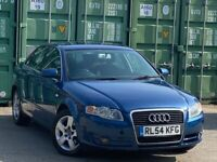 Audi, A4, Saloon, 2005, Manual, 1986 (cc), 4 doors