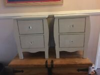 Bedside cabinets - good condition!