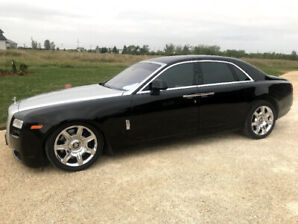 Selling 2011 Rolls-Royce Ghost $135,000.00
