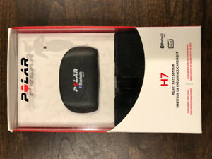 New Polar H7 Bluetooth exercise Heart Rate Monitor (in package)