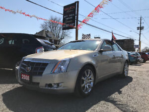 ▀▄▀▄▀▄▀► 2008 Cadillac CTS4 ★ ★ Very clean !!! ◄▀▄▀▄▀▄▀