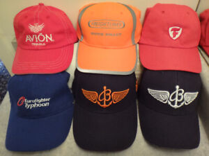 NEW Tequila Freightliner Firestone Eurofighter Breitling Hats