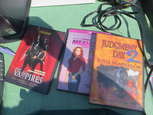 3 DVD for $10