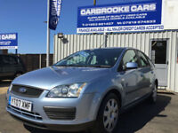 2007 07 FORD FOCUS 1.6 LX - 12 MONTHS MOT - SERVICED - WARRANTY