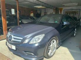 image for 2010 Mercedes-Benz E-CLASS 3.0 E350 CDI BLUEEFFICIENCY SPORT 2d 231 BHP Coupe Di