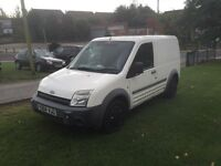 2004 ford transit connect 130k elec pack drives perfect CD player £795