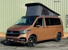 2020 VW Redline Sport T6.1 campervan copper bronze 150hp brand new conversion