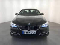 2014 64 BMW 520D LUXURY AUTOMATIC DIESEL 1 OWNER BMW SERVICE HISTORY FINANCE PX