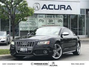 2011 Audi S5 4.2 Premium Tip qtro Cpe