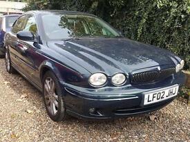 Jaguar X-Type 2.5 2.5 V6 Sport Saloon