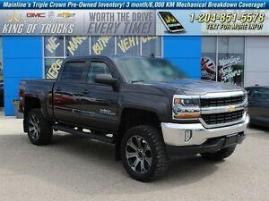 "2016 Chevrolet Silverado 1500 LT Z71 | 6""Lift 